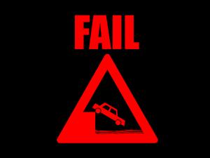 """Det roliga med """"Fails"""""""